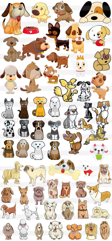 可愛い犬猫のイラスト Illustratorの可愛い動物素材集